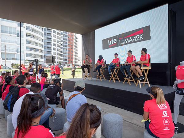 adidas – Lanzamiento Maratón Lima 42K