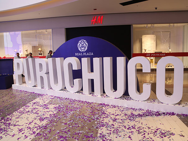 Real Plaza – Inauguración Puruchuco