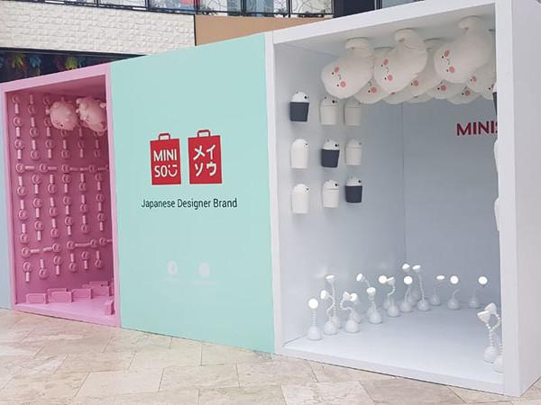 Miniso – Stand Jockey Plaza